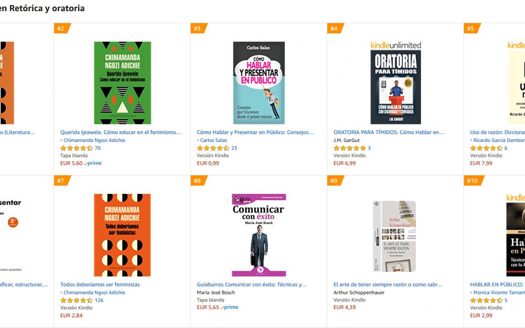 El GuíaBurros: Comunicar con éxito, de María José Bosch, entre los más vendidos de Amazon