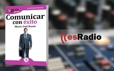 María José Bosch, autora del GuíaBurros: Comunicar con éxito, en Mundo Emprende, en esRadio