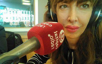 """Entrevista a María José Bosch, autora de """"Comunicar con éxito"""" en Capital Radio"""