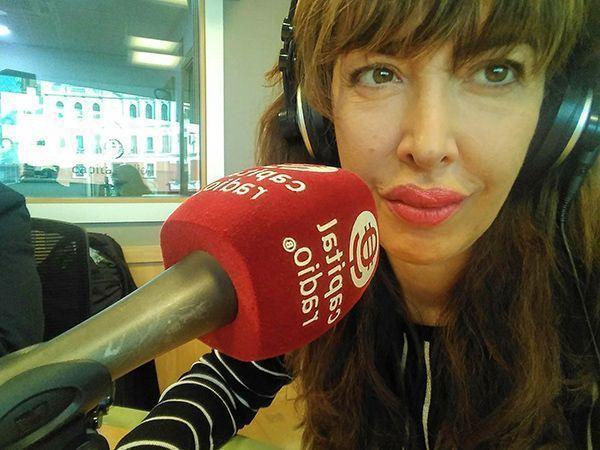 Entrevista a María José Bosch, autora de «Comunicar con éxito» en Capital Radio